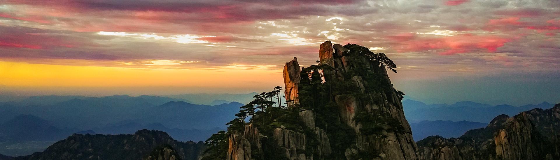 黄山市十条旅游风景道,你pick哪一条?